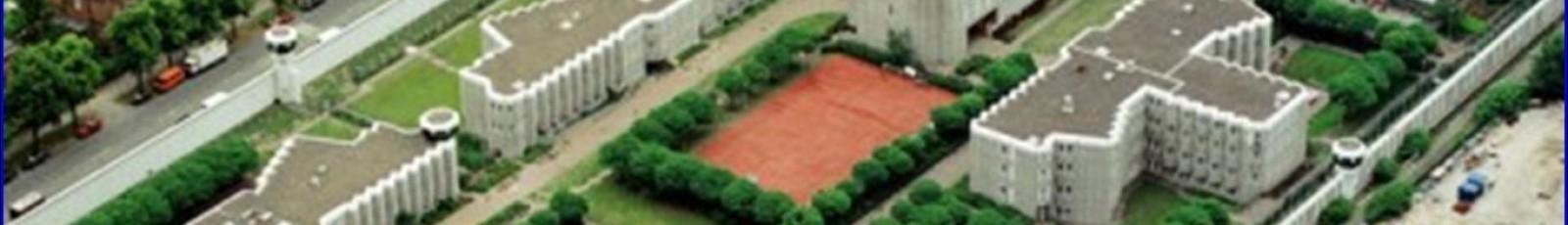 Luftbild JVA Plötzensee